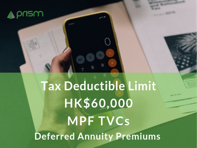 MPF TVC & Deferred Annuity Premiums