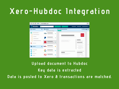 Xero Hubdoc Integration