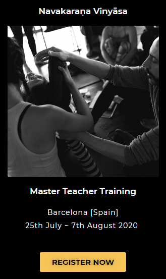 Yoga Master Teacher Training